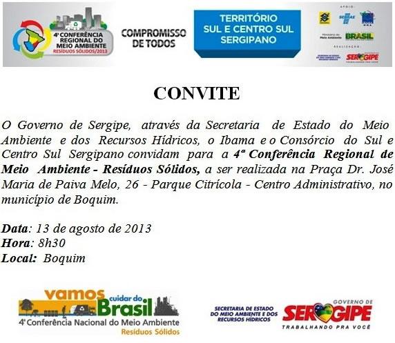 Conferência Regional do  Sul  e Centro  Sul