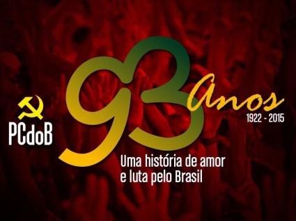 93 ANOS DE PCDOB
