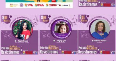Ato Político do dia Internacional de Luta das Mulheres